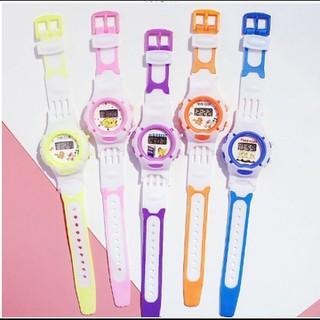 Đồng hồ dây cao su nữ - donghodaycaosunu 1