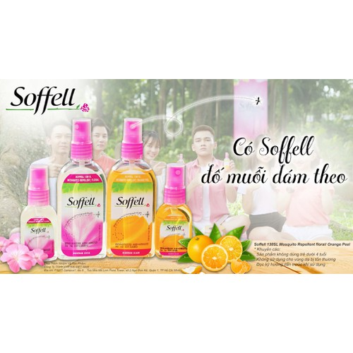 Soffell chống muỗi - Sofell