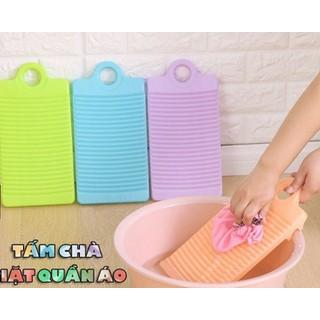 Tấm chà giặt quần áo bằng nhựa tiện ích - tcgqan thumbnail