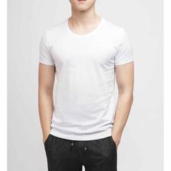 Áo lót nam mặc nhà - áo phông trắng Ledatex