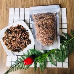 [Nhập SD14D8 còn 64k] 1kg Gạo Lứt Sấy Rong Biển thơm ngon