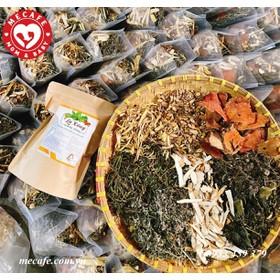 Lá xông sản phụ sau sinh handmade 200gr (THẢO MỘC QUÊ) - Lá xông sản phụ sau sinh handmade 200gr (THẢO