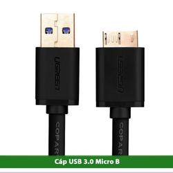 Cáp nối USB 3.0 to Micro B 0.5M Ugreen 10840