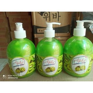 1 chai nước rửa tay Ajola 500ml - ASNRT35 thumbnail