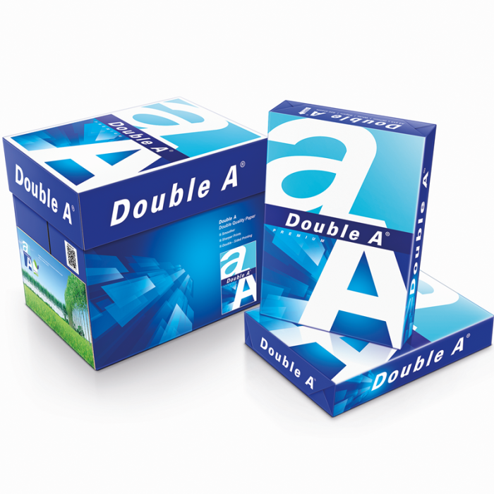 Giấy Double A A4 80 gsm (5ram)