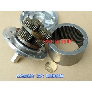 Motor giảm tốc 220V planetary 48 rpm - Motor giảm tốc 220V planetary 48rpm 2