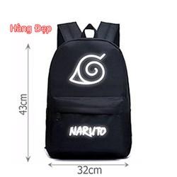 balo Naruto, cặp Naruto phản quang - Chuẩn may 3 lớp