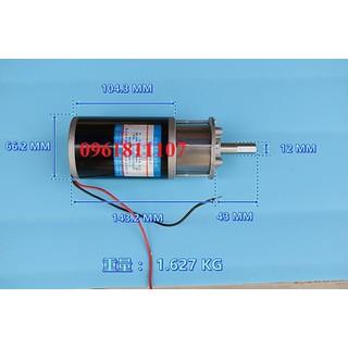 Motor giảm tốc 220v planetary 48 vòng - Motor giảm tốc 220V dc 5