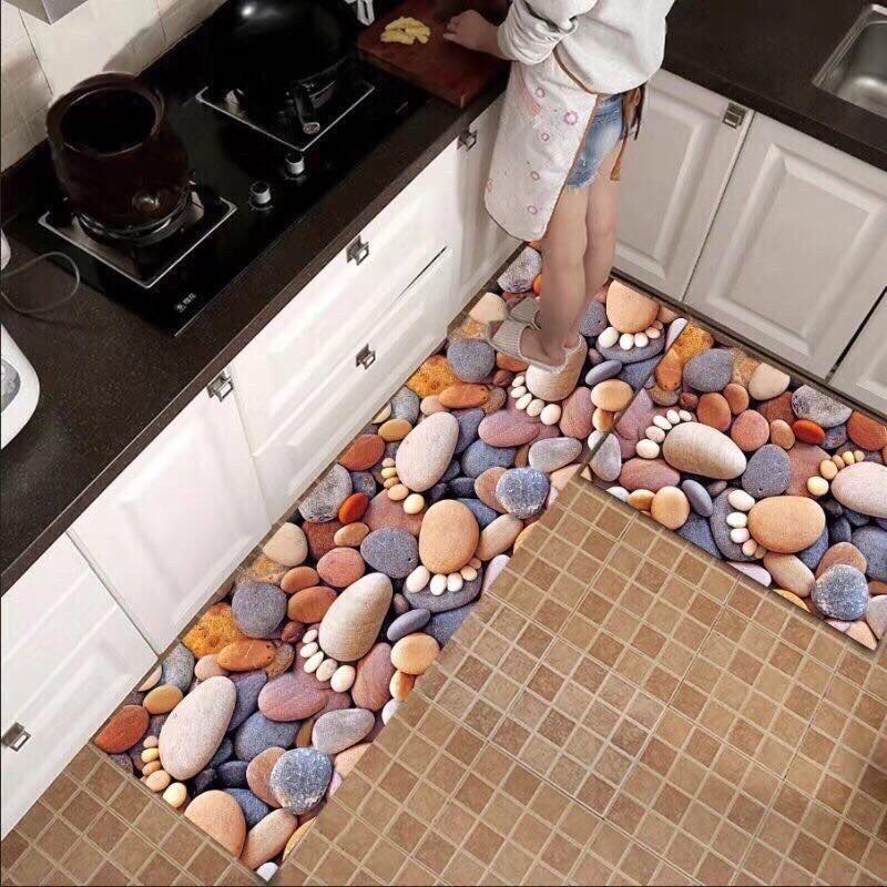 [SIEU SALE] thảm nhà bếp 3d siêu đẹp