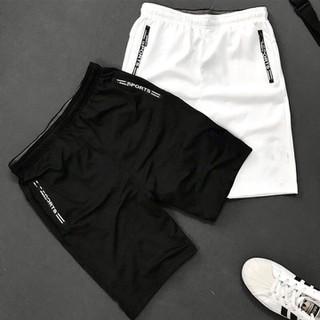 [Freeship] Quần thể thao nam 2 túi kéo khoá vải thun lạnh dày đẹp - QTT009 thumbnail