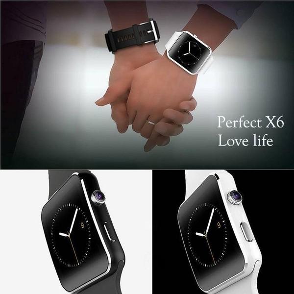 Đồng hồ thông minh x6 tăng sim 4G