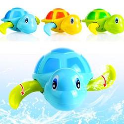 Đồ chơi nhà tắm con rùa mini vặn cót đáng yêu cho bé