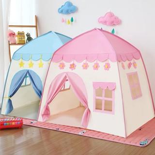 Lều công chúa hoàng tử cho bé - LEUBONG2 thumbnail