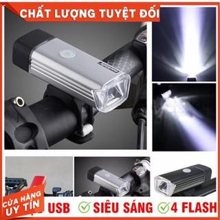 Đèn xe đạp Machfally sạc USB - Đèn xe đạp Machfally sạc USB thumbnail