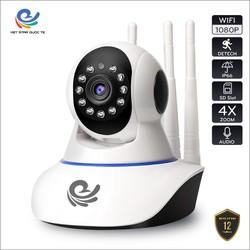 Camera wifi camera ip camera an ninh camera 2020, quan sát trong nhà carecam, cc1021  2.0mpx full hd xem hồng ngoại ban đêm, khả năng lưu trữ cao, có màu, kết nối smart home mua kèm combo thẻ nhớ để được bảo hành 12 tháng cc1021