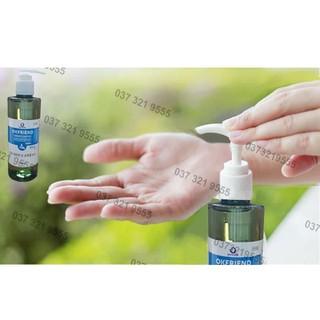 Gel rửa tay khô OK FRIEND 200ml Hàn Quốc - Nước rửa tay khô OK FRIEND - gel rửa tay thumbnail