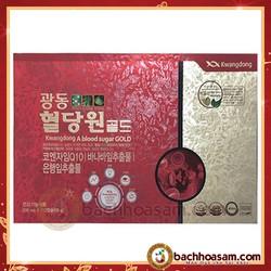 Viên Uống Hỗ Trợ Điều Trị Tiểu Đường áp huyết Kwangdong