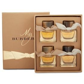 Nước hoa mini nữ Burberry My Burberry Miniature Collection 4 lọ x 5ml - 5045497481562