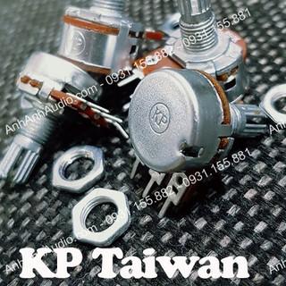 Triết áp 50K Đơn - Đôi , hàng KP Đài Loan chất lượng cao nhiều trị số - Triết Áp KP thumbnail