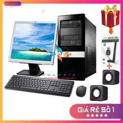 Máy tính để bàn giá rẻ – Bảo hành 12 tháng 1 đổi 1 – Tặng kèm USB thu wifi + Bộ loa vi tính Kisonli.