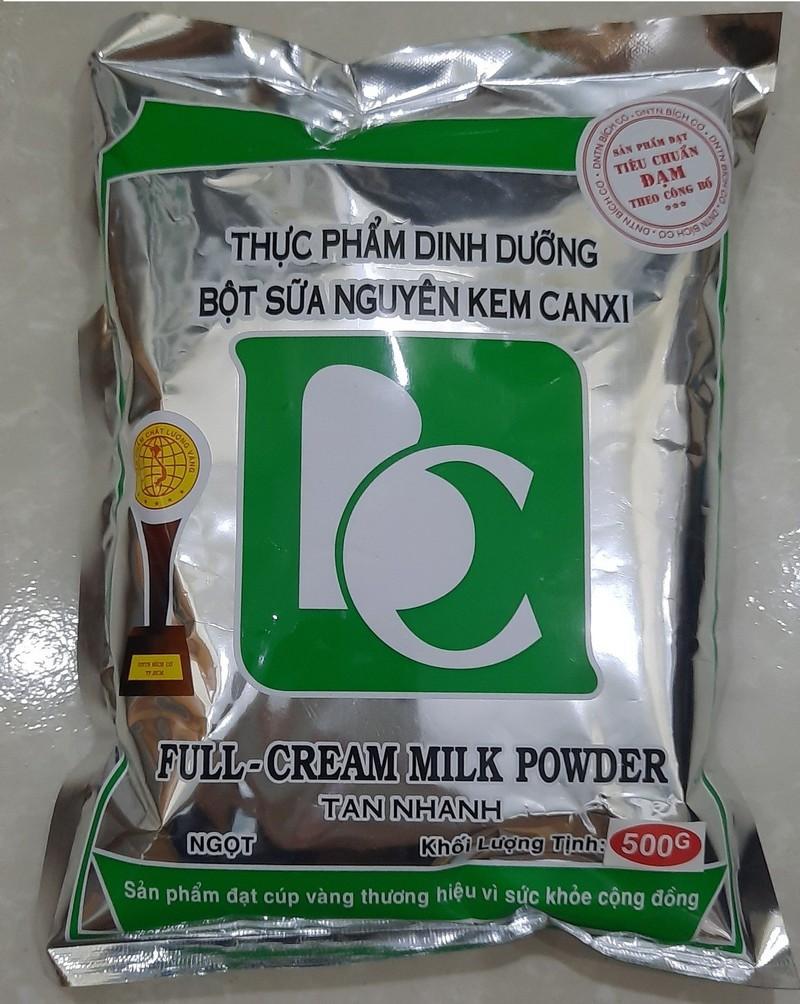 Sữa Bột Nguyên Kem Hai Con Bò Đỏ 500g - THỰC PHẨM DINH DƯỠNG - Sữa Bột - 13