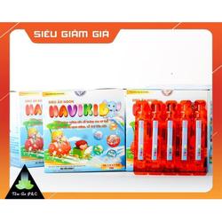 Siro ăn ngon Navikid Học Viện Quân Y ( hộp 4vỉ * 5 ống) tăng cường dưỡng chất, nâng cao khả năng tiêu hóa, giúp trẻ ăn ngon hơn, mau ăn chóng lớn.