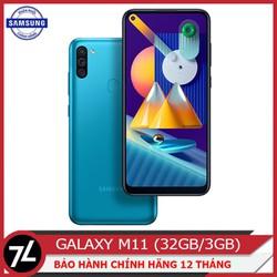 Điện thoại Samsung Galaxy M11 - RAM 3GB - Bộ...