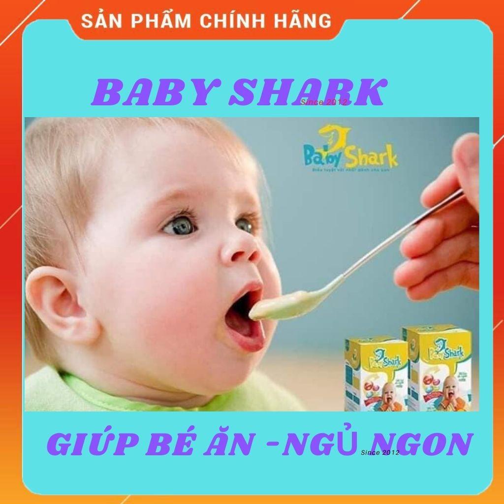 Siro Baby Shark - ăn ngon ngủ ngon