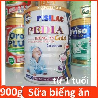 Sữa pisilac pedia 900g dành cho trẻ biếng ăn, suy dinh dưỡng thấp còi - pisilac-pedia thumbnail