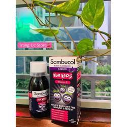 Tăng đề kháng Sambucol