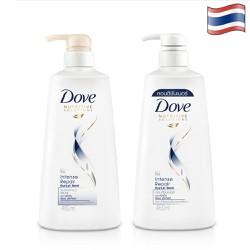 Combo Dầu gội đầu DOVE và Dầu xã DOVE  - Thái Lan - 450ml/chai