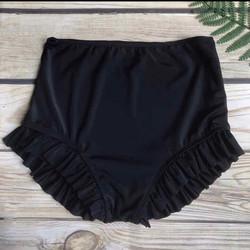 Quần Bơi Nữ Bikini Viền Bèo Cực Đẹp Thiết Kế