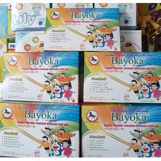 khẩu trang y tế cho trẻ 3-10 tuổi - 8936016780327 thumbnail