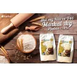 Bột Mì Làm Bánh  Hữu Cơ T65 Bread Flour Markal 1kg