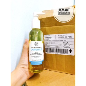Dầu Tẩy Trang Camomile Silky Cleansing Oil 200Ml - 437667091