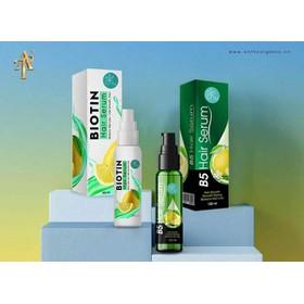 Combo Serum dưỡng tóc Biotin và B5 Anthy Date 2023-HAIR SERUM BIOTIN VÀ HAIR SERUM B5 - Combo Serum dưỡng tóc Biotin và B5 Anthy