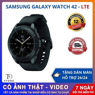 (FREESHIP - TẶNG DÁN CƯỜNG LỰC) Đồng hồ thông minh Samsung GLX Watch 42mm phiên bản LTE - TYDGLXW42MM thumbnail