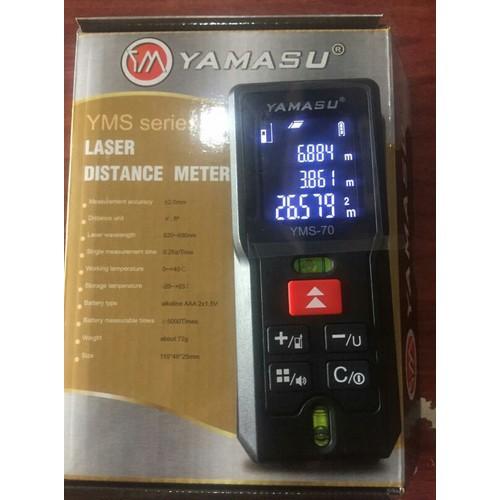 máy đo khoảng cách YAMASU 70M - YMS-70