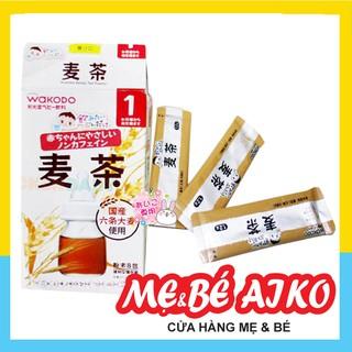 Trà Lùa Mạch Wakodo Nội Địa Nhật Bản 8 gói hộp Cho Bé Từ 1m+ - 1580002581 thumbnail