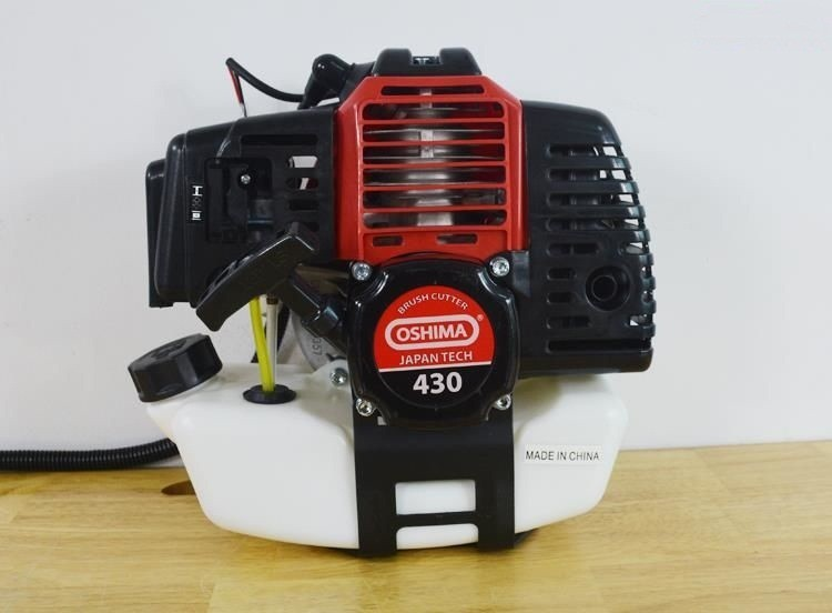 LoIDCgB9St3s3bSYrUwc simg d0daf0 800x1200 max Máy cắt cỏ Oshima 430 bạc động cơ 2 thì công suất 1500W