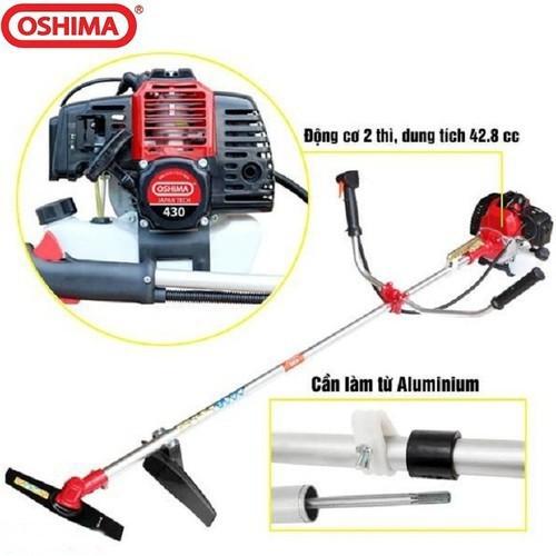 QLMUK9mvogXBSwhhJyp2 simg d0daf0 800x1200 max Máy cắt cỏ Oshima 430 bạc động cơ 2 thì công suất 1500W