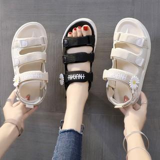 Sandal 3 quai nam nữ hot trend - sandalhoacuc1 thumbnail