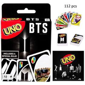 Trò chơi Boardgame Uno phiên bản BTS - TCBGUBTS