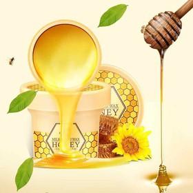 Mặt Nạ Dưỡng Da Tay Laikou Chiết Xuất Sữa Và Mật Ong 120g - tay ong