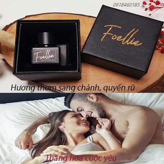 Nước hoa vùng kín chính hãng Hàn Quốc Foellie Innerb Perfume 5ml - bí quyết chính phục phái mạnh