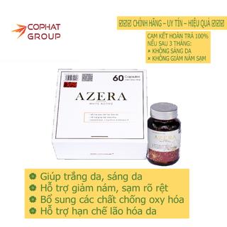 Viên uống trắng da giảm nám sạm ngăn ngừa lão hóa Azera White Active - AZERA thumbnail