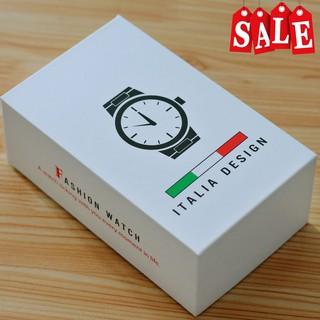 Hộp Đồng Hồ Loại Giấy Cứng Cao Cấp - Thiết kế từ ITALIA - hop_italiadesign_trang thumbnail