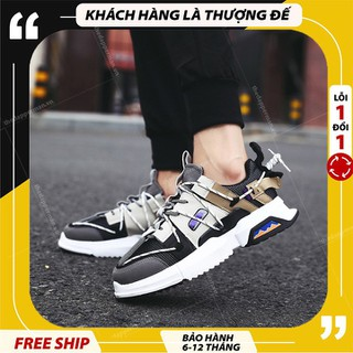Giày Sneaker Nam - Giày Sneaker Nam - Giày Sneaker Nam XK008 thumbnail