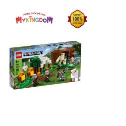 Tiền Đồn Pillager LEGO MINECRAFT 21159