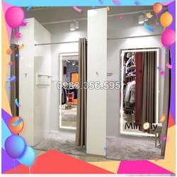 Gương Đèn Led Shop Thời Trang Đẹp Cao Cấp Giá Sỉ Rẻ Ở Tại Hà Nội Đà Nẵng TPHCM - 0983356595